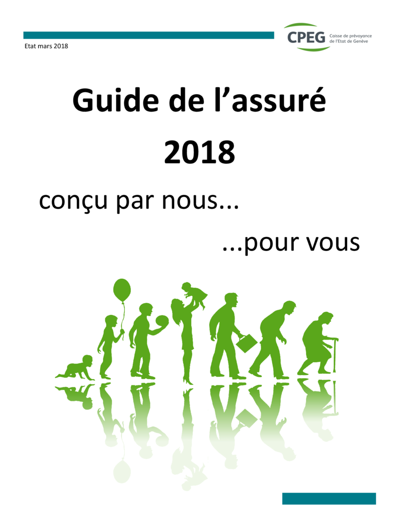 thumbnail of Guide de l'assuré_2018