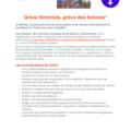 thumbnail of Grève féministe