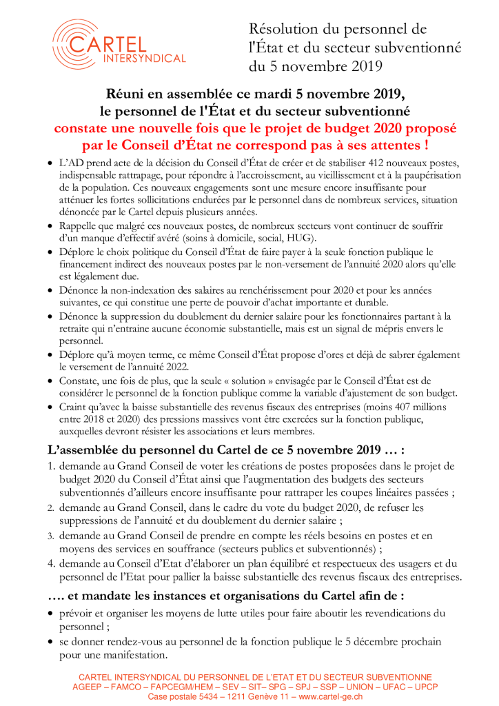 thumbnail of Résolution Cartel-assemblee_5nov2019 BUDGET