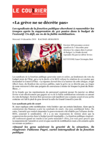 thumbnail of Budget 2020_Le Courrier_18.12.2019